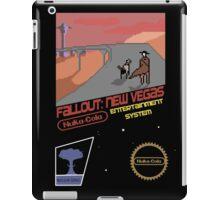 Fallout New Vegas NES iPad Case/Skin