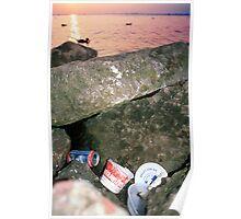 Fishing Litter Poster