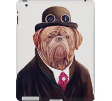 Dogue De Bordeaux iPad Case/Skin