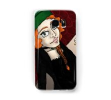 Cat on the hot tinroof Samsung Galaxy Case/Skin