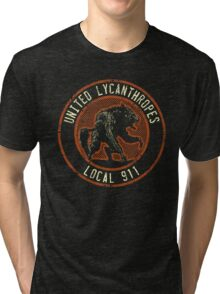 United Lycanthropes Tri-blend T-Shirt