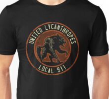United Lycanthropes Unisex T-Shirt