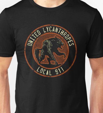United Lycanthropes Unisex T-Shirt