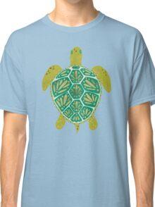 Green Sea Turtle Classic T-Shirt