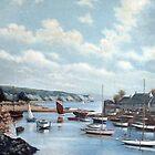 Abersoch Harbour By Major Bond by photobymdavey