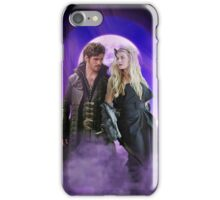 Come with me on the dark side iPhone Case/Skin