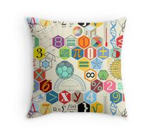 MATH! Throw Pillow