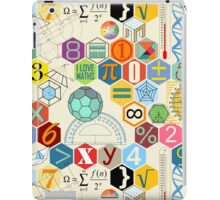 MATH! iPad Case/Skin