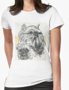 Brussels Griffon Father & Son T-Shirt