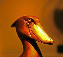 Shoebill by Thad Zajdowicz