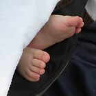 Baby Feet by Mary Tomaselli