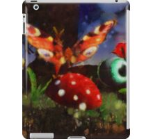 Butterfly Fantasy by Sarah Kirk iPad Case/Skin