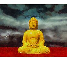 Buddha by Sarah Kirk Photographic Print