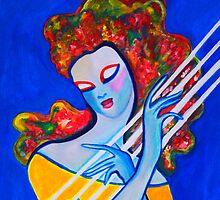 Siren's Harp by Ming  Myaskovsky