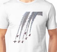 Red Arrows - Smokin! Unisex T-Shirt