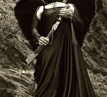 Angel of Death I by ARTistCyberello