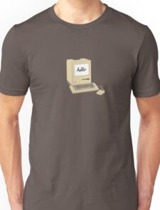 Original 1984 Macintosh Unisex T-Shirt