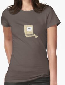 Original 1984 Macintosh Womens Fitted T-Shirt
