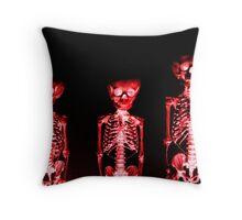 The Burning Dead Throw Pillow