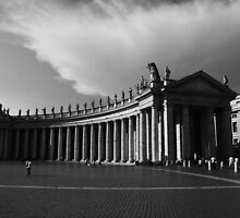 Vatican City by cornishgirlie