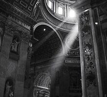 Saint Peters Basilica by cornishgirlie