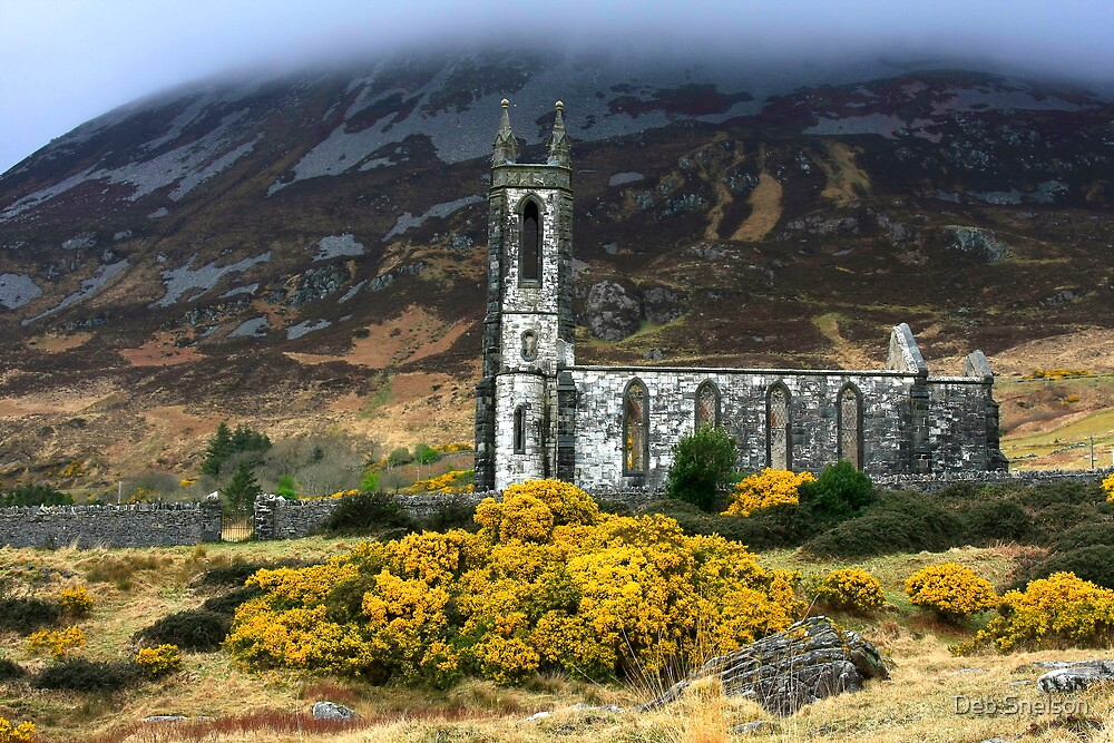 Dunlewy Church by Deb Snelson