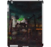 War of the Worlds by Sarah Kirk iPad Case/Skin