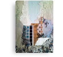 Demolitions Canvas Print