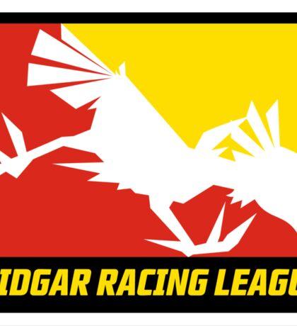 Sticker! Midgar Racing League Sticker
