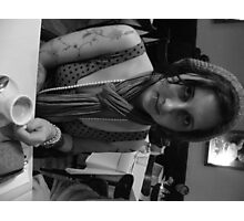 coffee shop Photographic Print