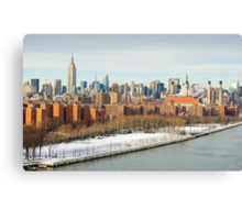 NYC - Lower East Side of Manhattan Canvas Print
