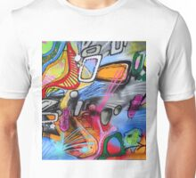 Abstract street art 2 Unisex T-Shirt