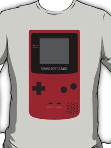 Game Boy Red T-Shirt