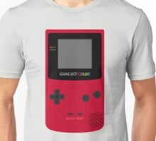 Game Boy Red Unisex T-Shirt
