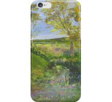 WATER MEADOW iPhone Case/Skin