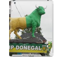 Up Donegal For GAA Finals - Burnfoot County Donegal Ireland . iPad Case/Skin