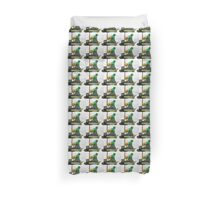 Up Donegal For GAA Finals - Burnfoot County Donegal Ireland . Duvet Cover