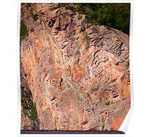 Cliffs of Bon Echo Provincial Park Poster