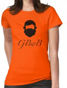 GBwB Face Logo Womens Fitted T-Shirt