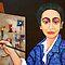 Women Painters - ('FINE ART' only)
