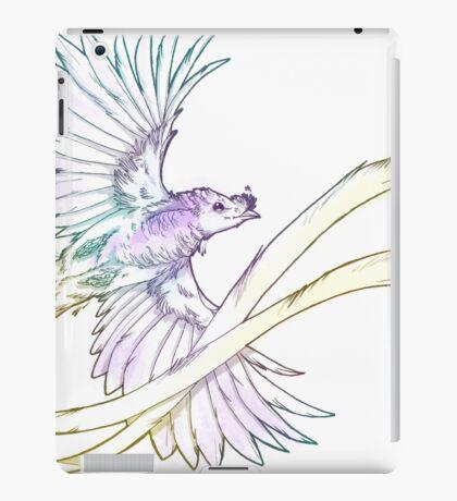 Ribbon-tailed Astrapia iPad Case/Skin