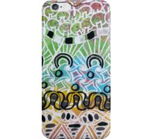 Multi Stacked Tangle iPhone Case/Skin