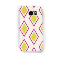 Neon Pink Moroccan  Samsung Galaxy Case/Skin