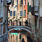 Venice Crossroads by Irina Chuckowree