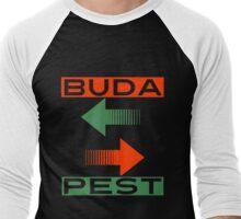 BUDAPEST Men's Baseball ¾ T-Shirt