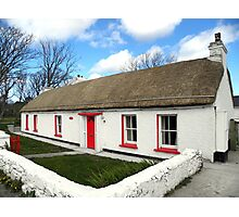 Homestead Donegal Ireland  Photographic Print