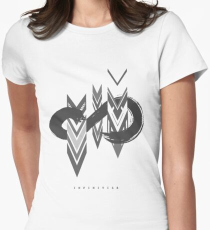 INFINITE - INFINITIZE Womens Fitted T-Shirt