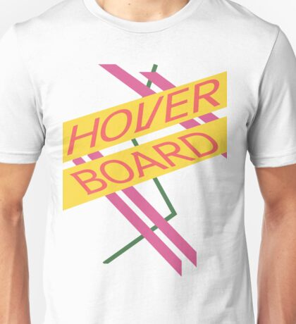 Hoverboard Design Unisex T-Shirt