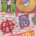 Sex Pistols/punk by technokitty