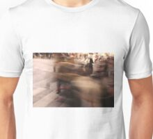 Ghostly Crossing Unisex T-Shirt